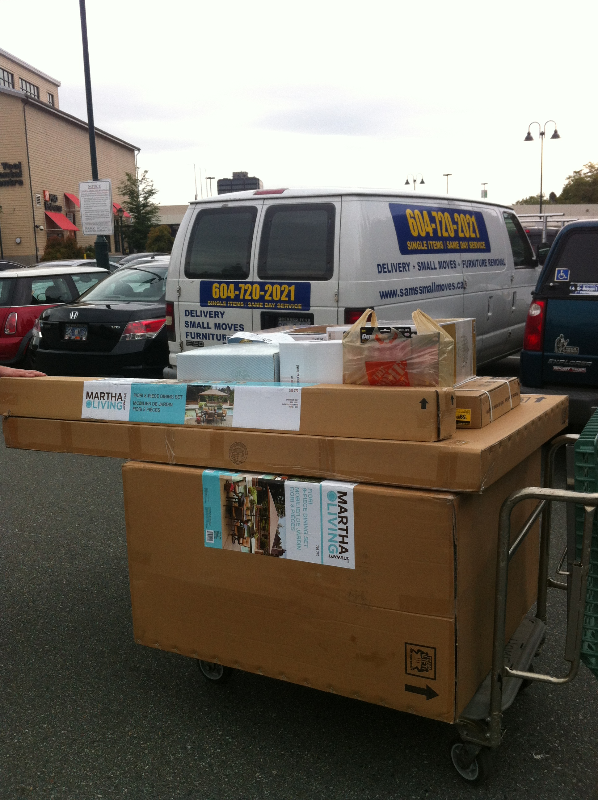 Affordable Small Moves Delivery and Junk Removal Sam s Small