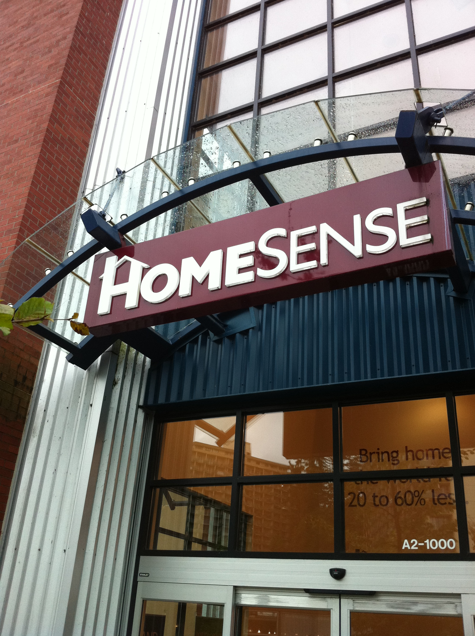 Furniture Pick Up From Homesense Store And Drop Off To A