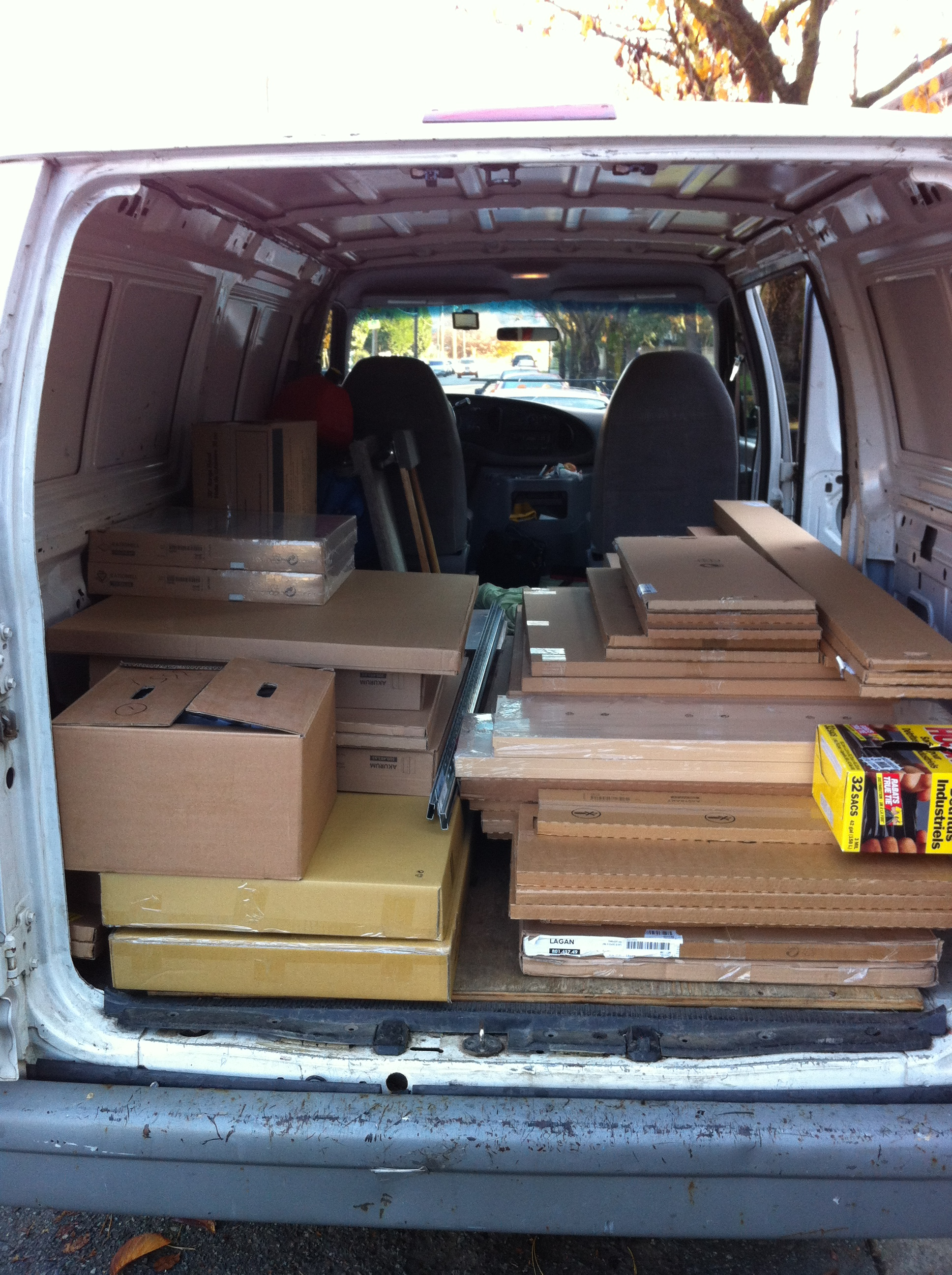 Ikea furniture delivery service vancouver sam 39 s small for Furniture courier