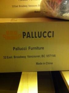 Pallucci Furniture Sofa Delivery Vancouver Sam S Small Moves Ltd Cheap Delivery Small