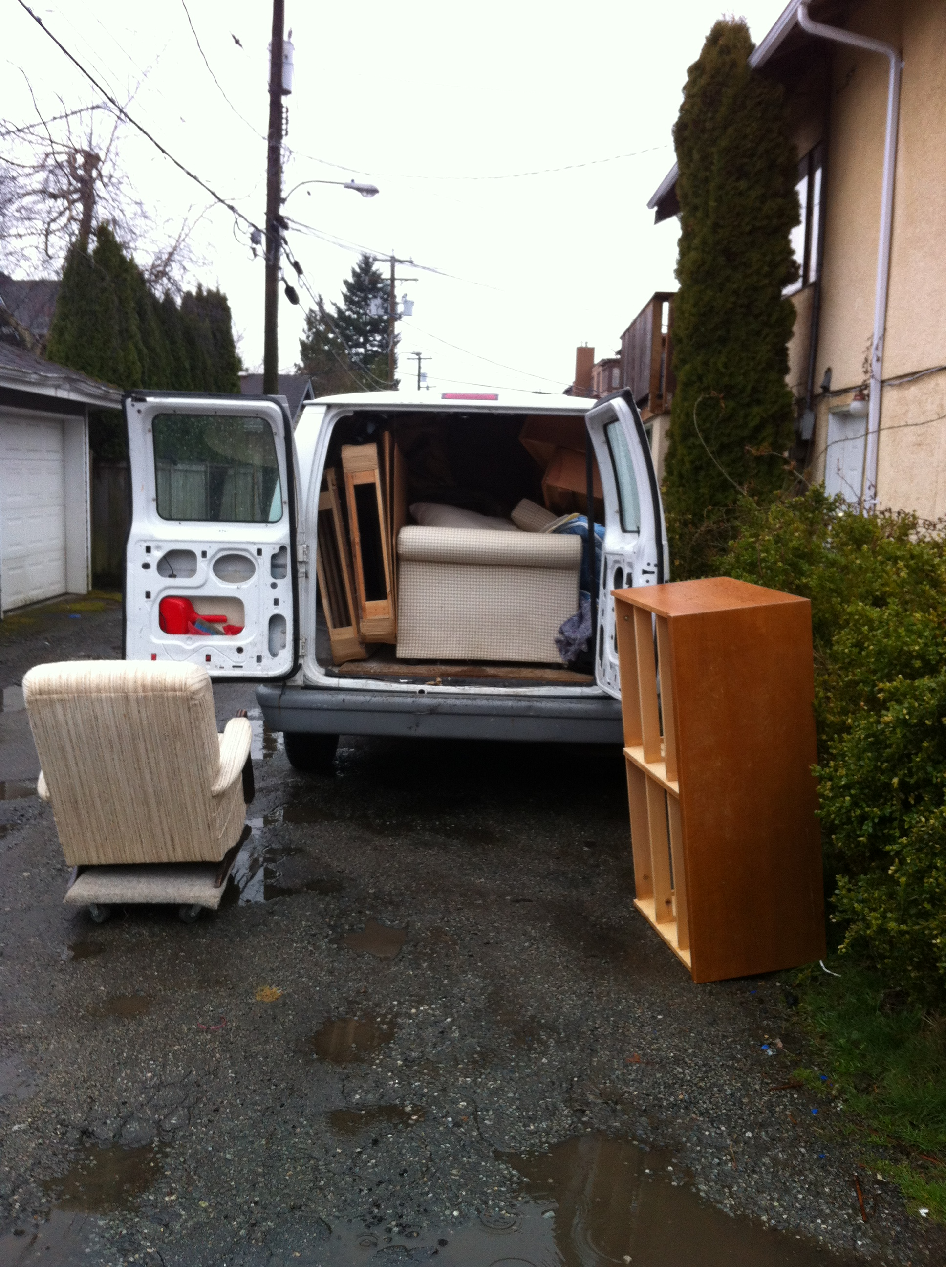 Old Furniture Removal Quick Moves Single Item Pickup Dropoffs Sam 39 S Small Moves Ltd Cheap