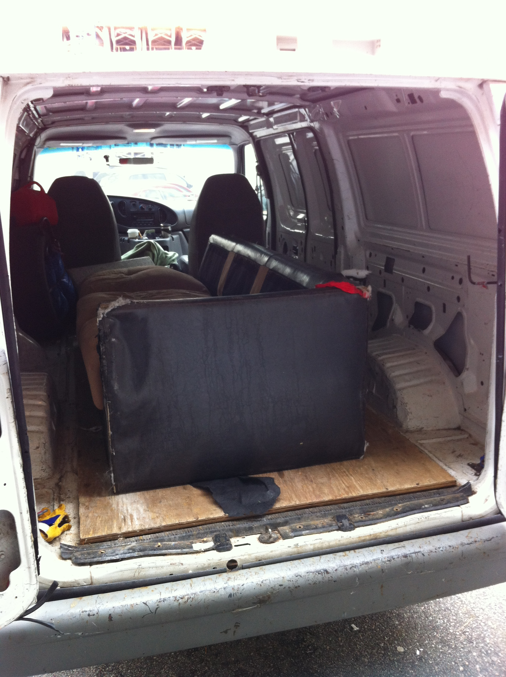 how to get rid of furniture in vancouver