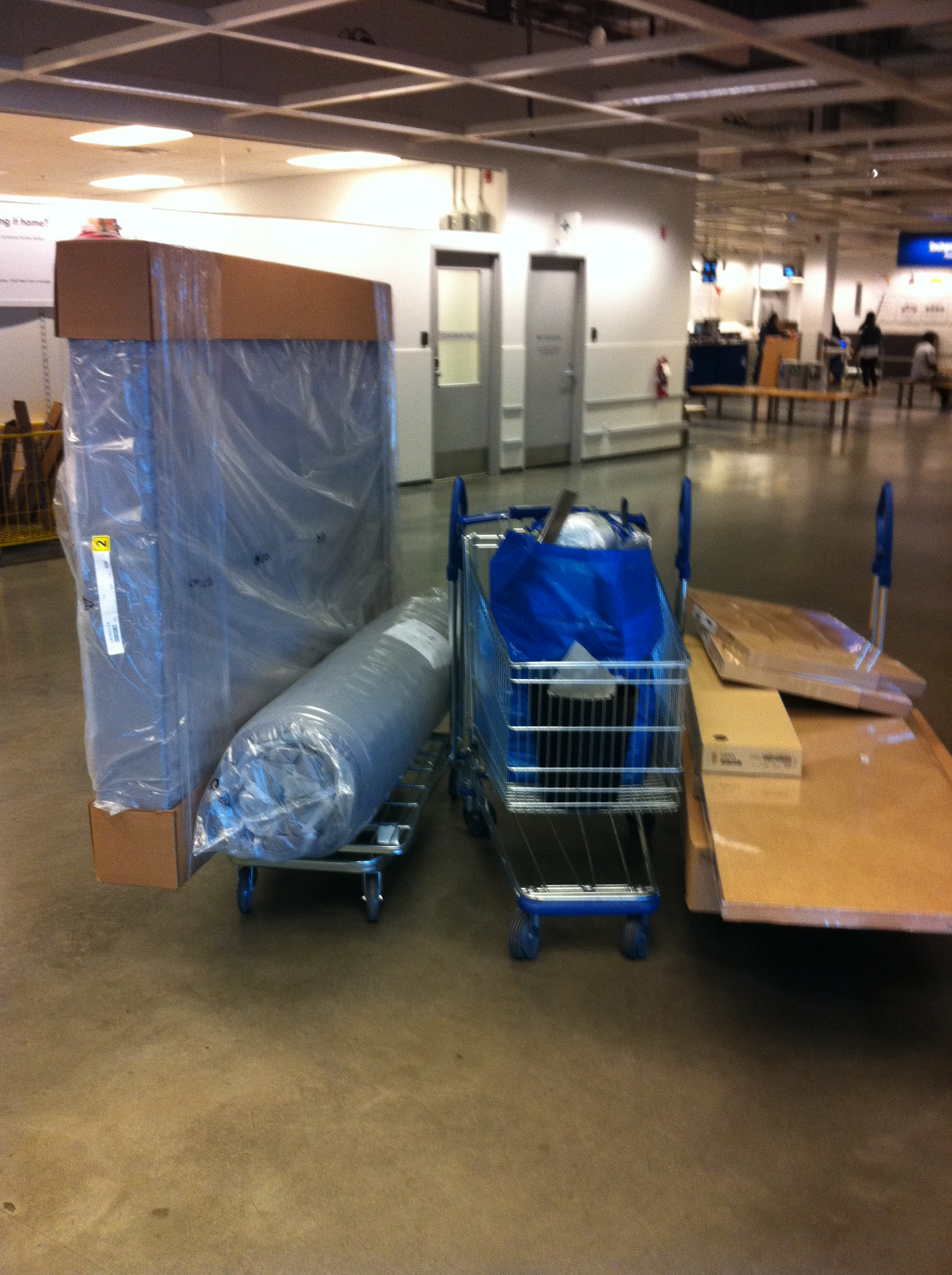 Ikea furniture delivery service ikea richmond for Furniture delivery