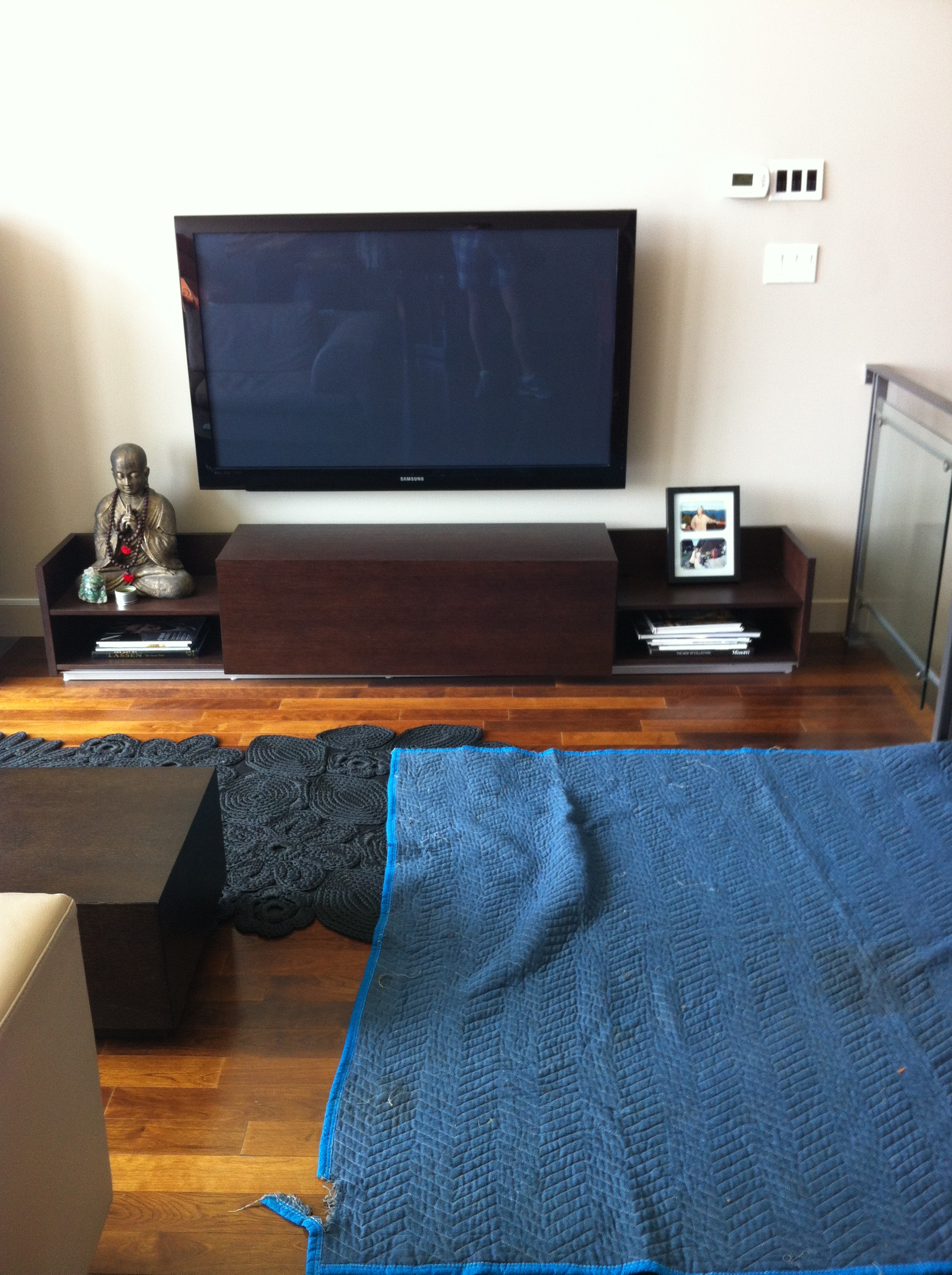 Large Flat Screen Pickup And Delivery Service
