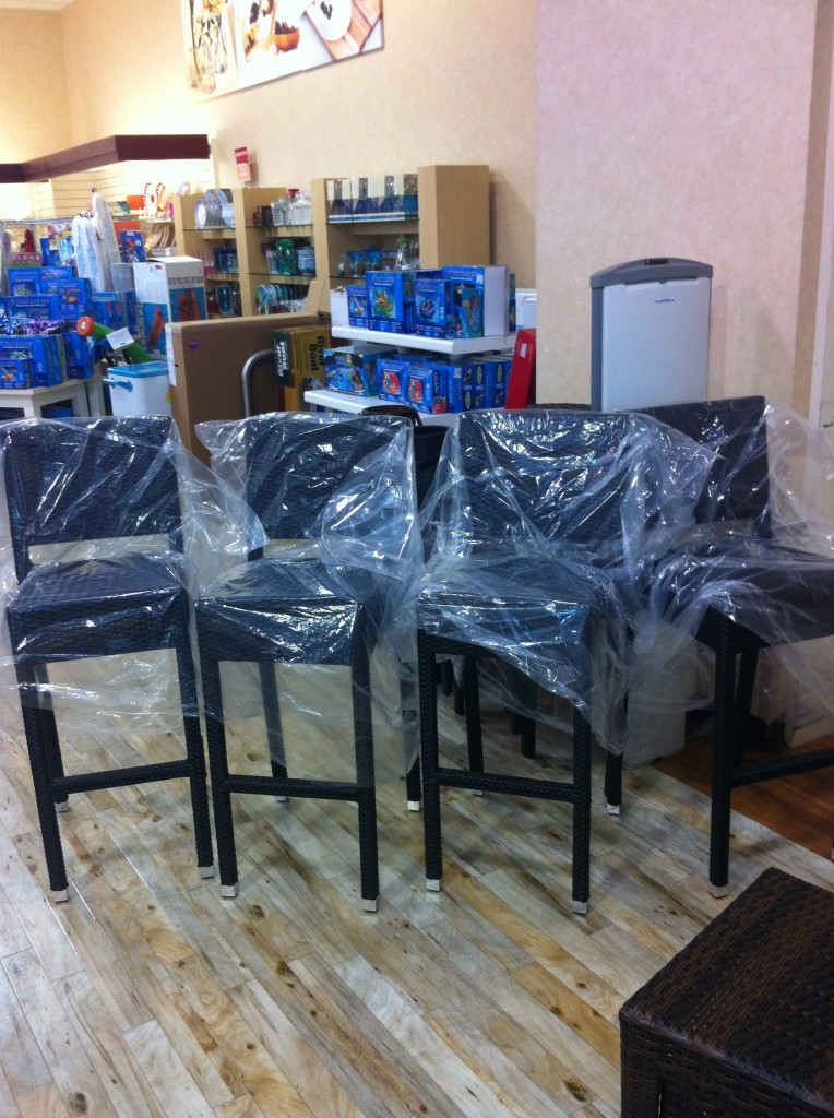 Dining Table Set W 4 Chairs Delivery Services From Homesense The Village At Park Royal Sam 39 S