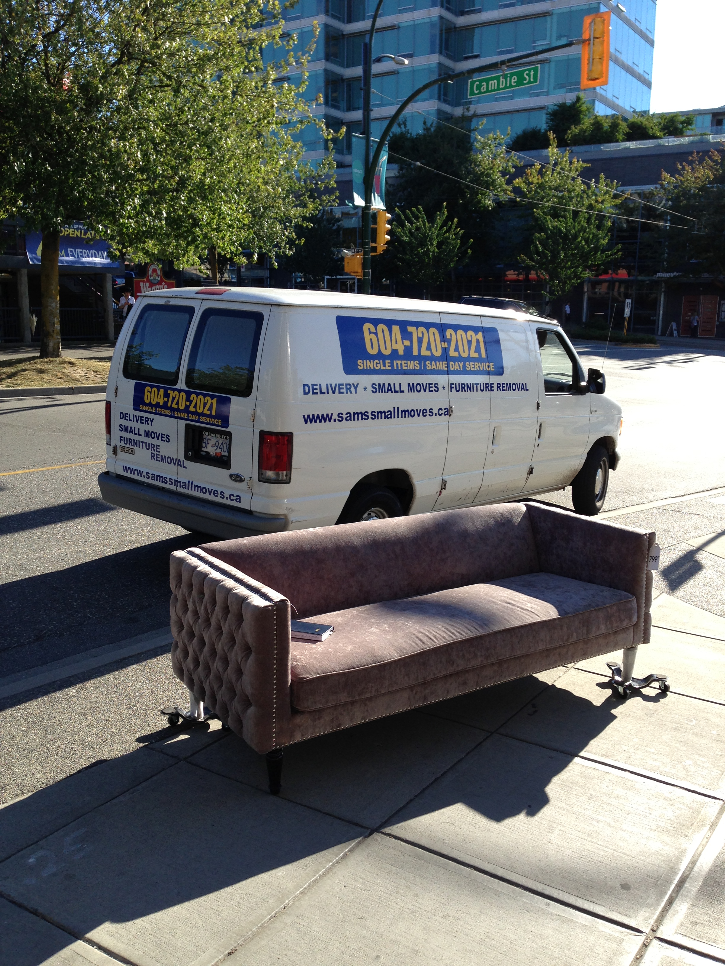 HomeSense Furniture delivery from Costco Ikea and more