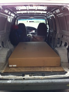 Whistler furniture delivery