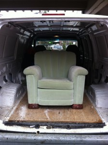 Recliner Chair - Pickup And Delivery