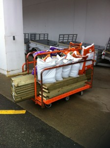 Home Depot Delivery Service . Vancouver