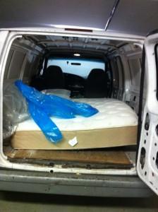 mattress removal, mattress disposal, mattress hauling, mattress recycling - vancouver