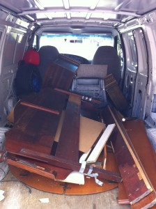 Junk Removal, misc household ,office, furniture Removal