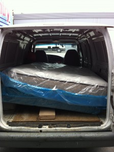 Mattress & Box Spring - Short Notice Moving & Deliveries - Vancouver