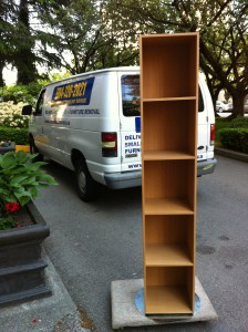 Moving a few things - Shelf Delivery Service