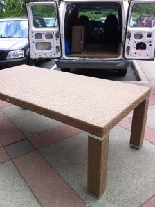 Patio Furniture |  Delivery and Pickup Services | East Vancouver