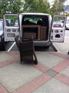 Home and Patio Furniture Delivery Service - Vancouver